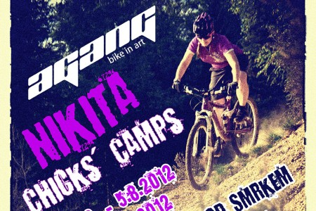 AGang Nikita Chicks' Camp