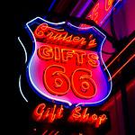 Route 66 in Williams, AZ