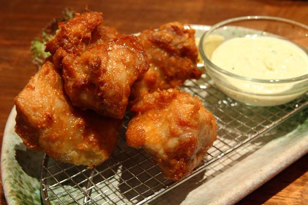 Chicken Kaarage Fried Chicken