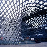 Shenzhen Bay Sports Centre 'Spring Cocoon': Bracing Column