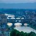 Ponte Vecchio by Oisin Mulvihill
