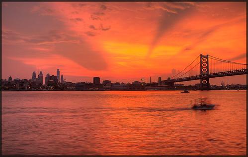 philadelphia night waterfront camden pa mygearandme mygearandmepremium mygearandmebronze mygearandmesilver