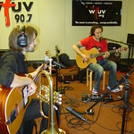 Thu, 13/08/2009 - 10:33am - One Eskimo Live in Studio [8/13/09