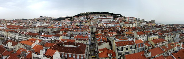 Panorama, Lisbon, Portugal
