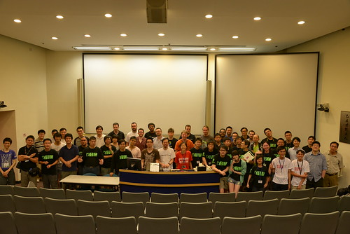 Group Photo of GNOME.Asia 2012, Hong Kong