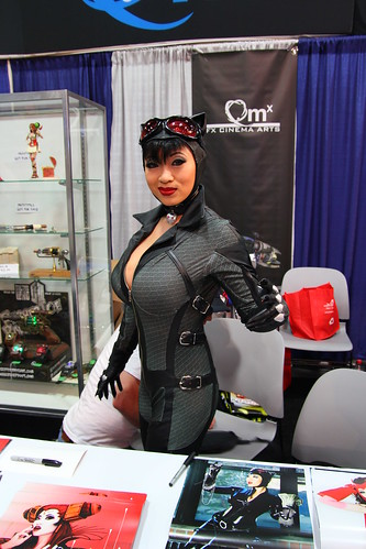 Yaya Han as Arkham City Catwoman