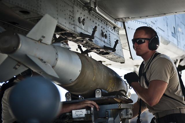 6671f936aa142 Behind the Boom  Ammo Airmen Deliver Firepower ~ Warthog News