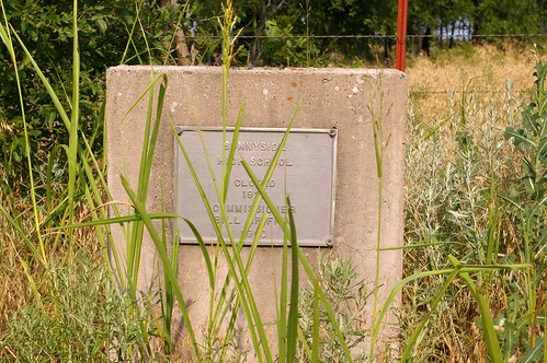 usa oklahoma education northamerica wallpapers monuments americanhistory historicalmarkers jeffersoncounty namerica highschools waymarks sunnysidehighschool