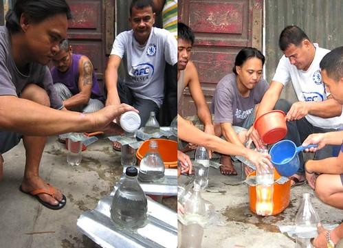 Рудиментарные, как может показаться, и почти бесплатные устройства помогают поднять качество жизни тысяч малообеспеченных семей на Филиппинах
