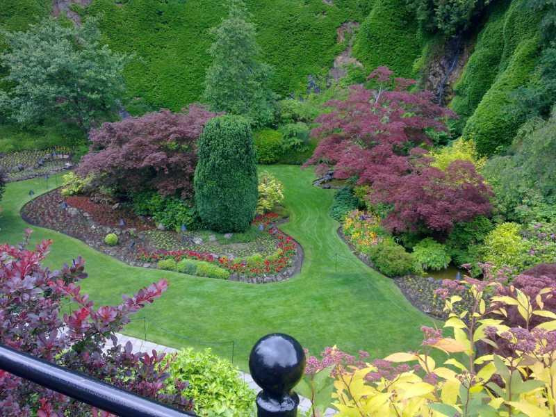 Jardineros en acci n - Un jardin para mi ...