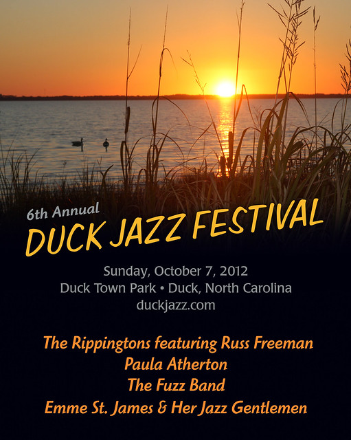 Duck Jazz Festival Merchandise