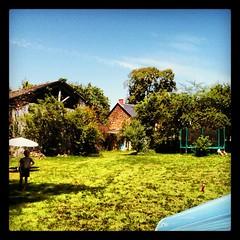 Kamperen op de camping en atelier van vrienden - Photo of Bussière-Saint-Georges