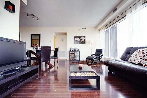 Furnished Apartment Rental in Quebec