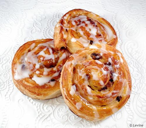 Koffiebroodjes/Ronde Zwitserse koeken