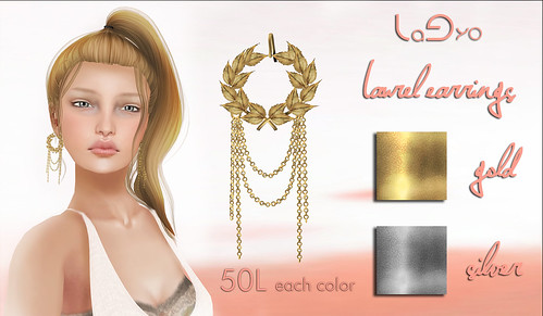 LaGyo_Laurel earrings