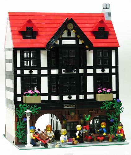 Ollivander's Pub