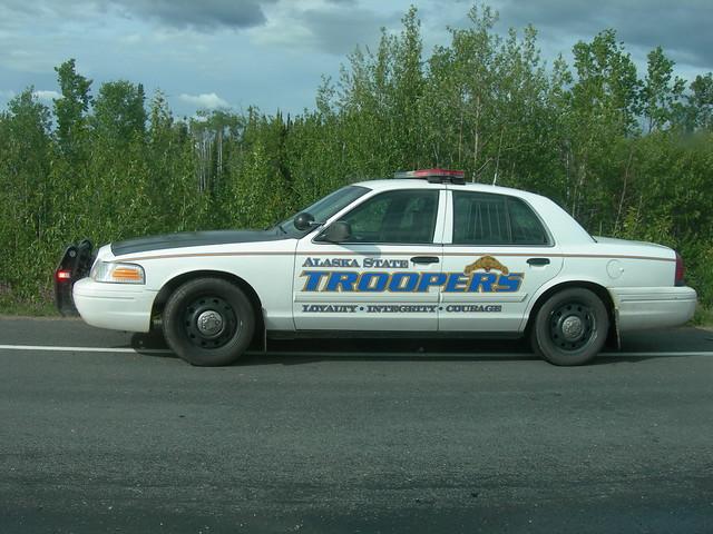 alaska state trooper car flickr photo sharing. Black Bedroom Furniture Sets. Home Design Ideas