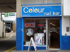 Picture of Colour Nail Bar, 57-59 Frith Road