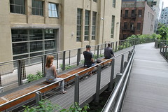 Harvesting Clouds on the High Line