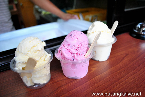Durian Ice Cream