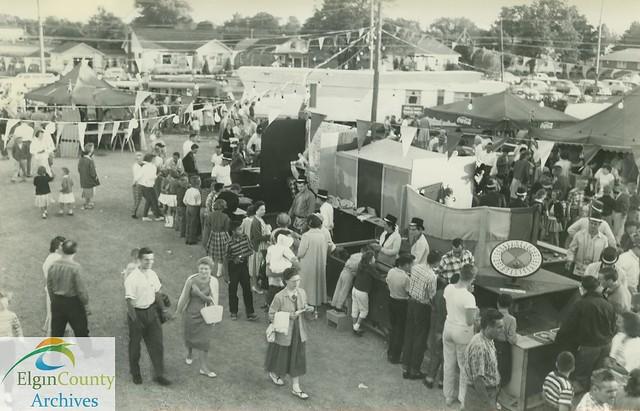 locke 39 s community fair the fairgrounds 1959 flickr. Black Bedroom Furniture Sets. Home Design Ideas
