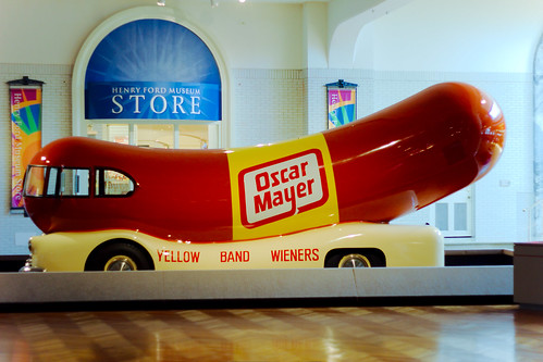 1952 Weinermobile by Carey 1964