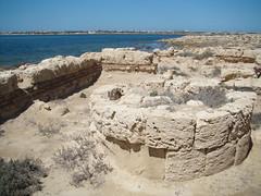Ruins at Marea (II)
