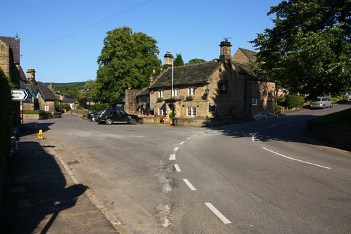 Devonshire Arms in Beeley
