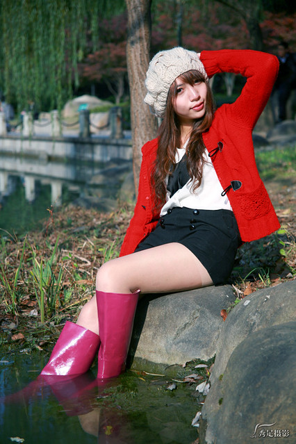 Glamour In Wellies 19 A Gallery On Flickr