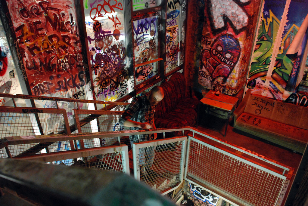 Berlín: Tacheles - Miprendoemiportovia cierra
