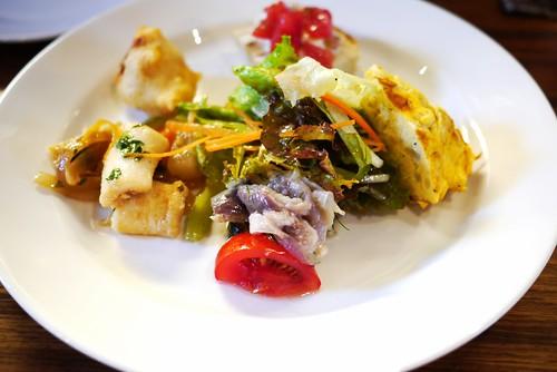 トラットリアはしまや 前菜