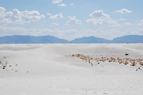 White Sands Natl Mon in New Mexico (2)