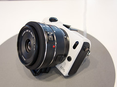 "CANON ""EOS M"" Announcement - Japan"