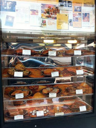 Pike Place Market - Piroshky Examples