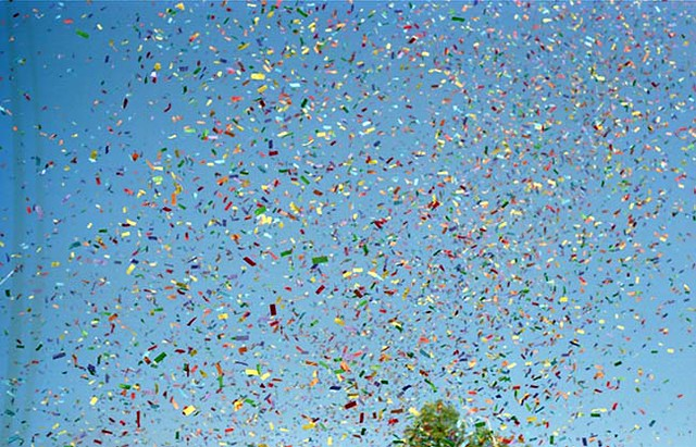 confetti (The Flaming Lips show)