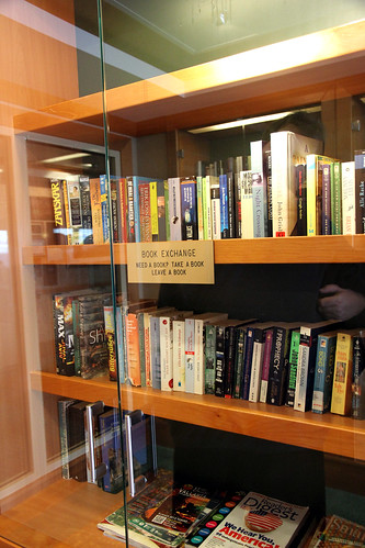 Norwegian Pearl - Library Book Exchange