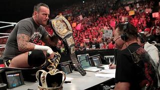 Paige datant Randy Orton