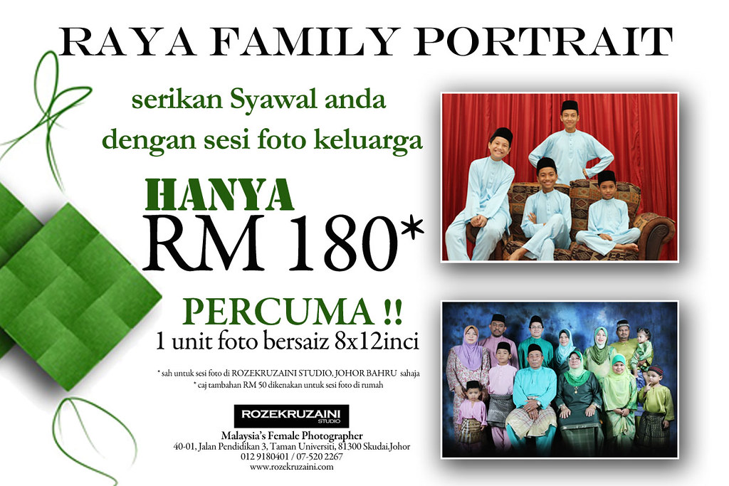 Raya Family Portrait 2012