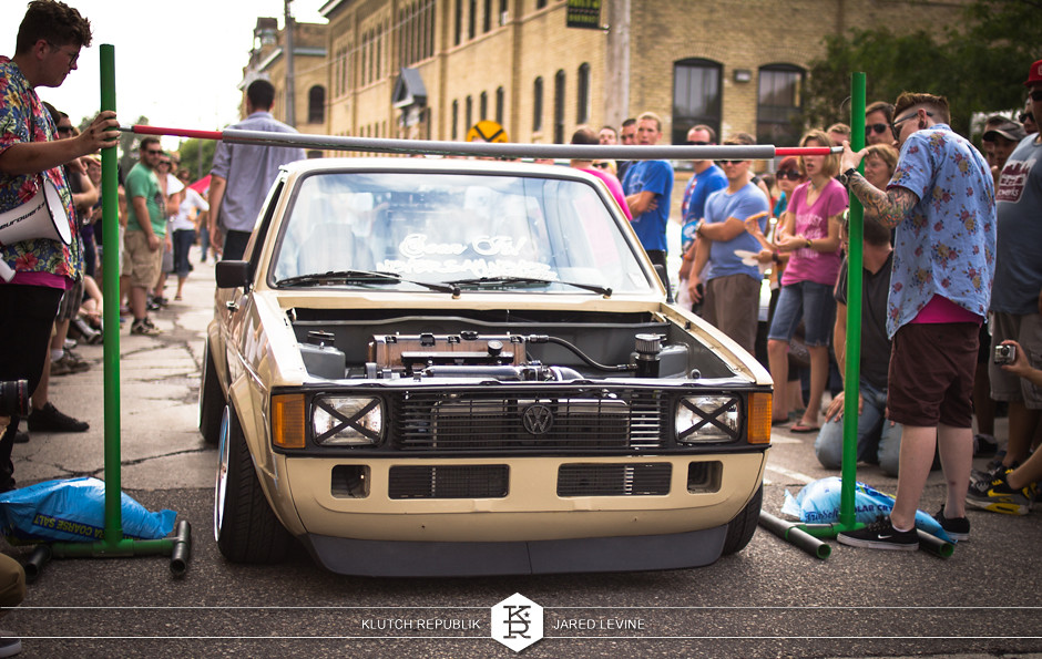 mk1 caddy cream k20 honda acura motor work wheels euroworks 6 2012 3pc wheels static airride low slammed coilovers stance stanced hellaflush poke tuck negative postive camber fitment fitted tire stretch laid out hard parked seen on klutch republik