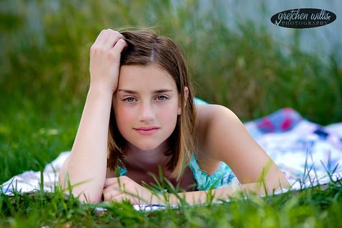 Sarah on blanket-7399
