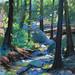Brook-pastel by lanfeng3d
