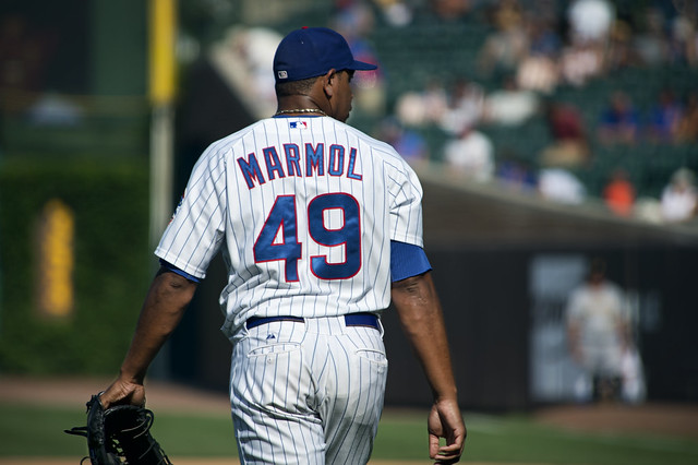 Carlos Marmol from Flickr via Wylio