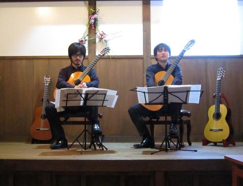 藤本&小暮・二重奏 2012年8月26日 by Poran111