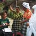 S muslimskými matriarchami v Rao-Rao, Indonésie, foto: Kateřina Karásková