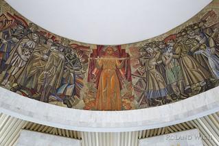 Kiev - Mother Motherland Statue