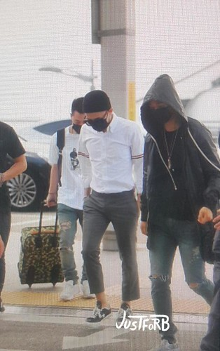Big Bang - Incheon Airport - 19jun2015 - Just_for_BB - 03