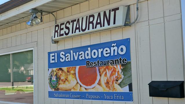 El Salvadoreño Restaurant in Des Moines, Iowa