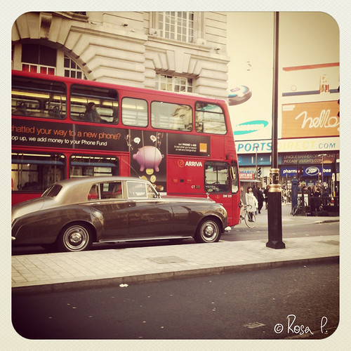 UK - Picadilly Circus