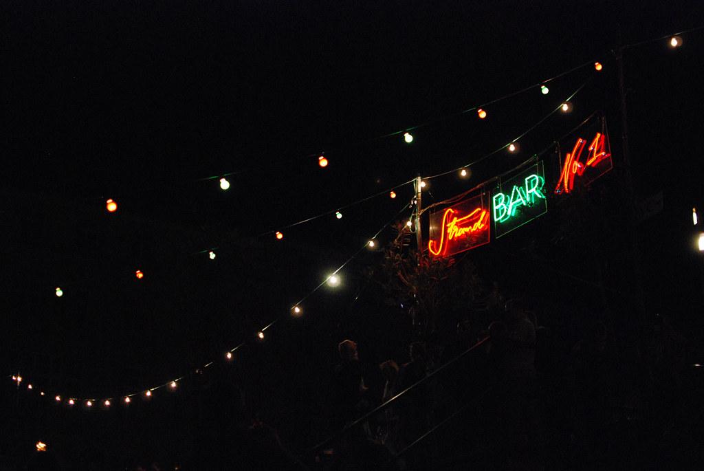 Strand Bar No. 1