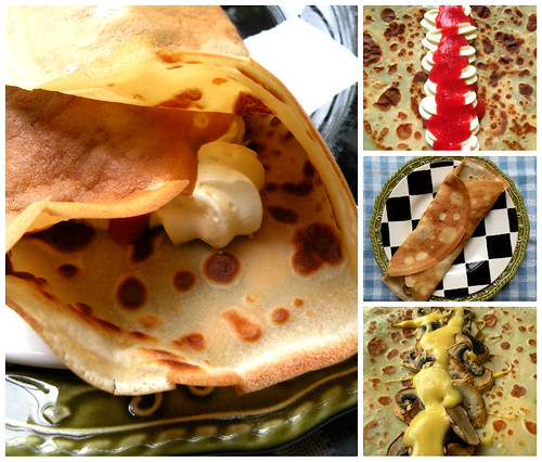 MF Crepe Collage